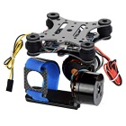 Adjustment-Free Brushless Camera Mount Gimbal for Hawkeye - Black