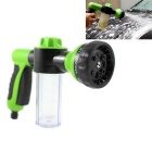 Multi-function Portable High Pressure Water Cleaning Car Wash Foam Water Gun with One Press Switch