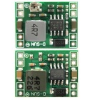 Mini DC 7~28V to DC 5V Step-down Converter + Adjustable Buck Converter Power Supply Module