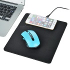 Cwxuan 5V Qi Wireless Charging Pad / Charger - Black