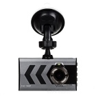 "3.0"" TFT LCD CMOS 140' Wide-Angle 5.0MP Car DVR Recorder Camera Camcorder - Silver Grey + Black"