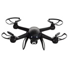 DM007 Upgrade Version 2.4GHz 4-CH R/C Quadcopter - Black