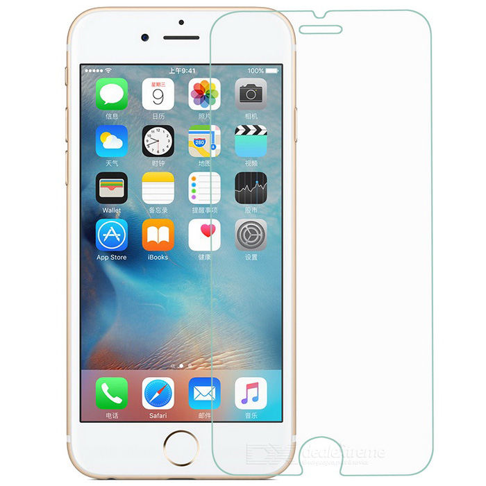 Tempered Glass Screen Protector for IPHONE 6S - Transparent