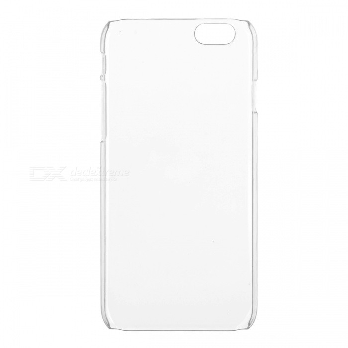 Protective Plastic Back Case for IPHONE 6S - Transparent