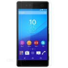 Protective Clear Tempered Glass Screen Protector for Sony Z5 - Transparent