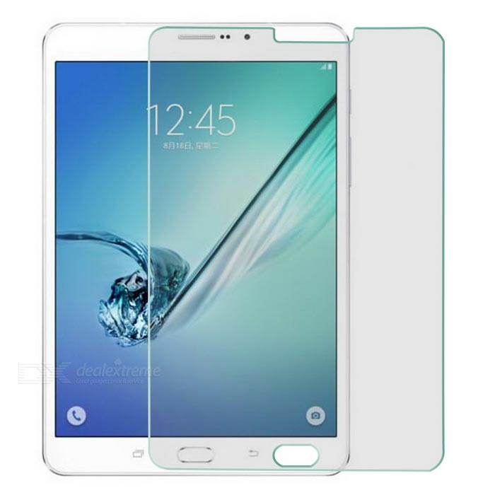 Scratch-proof Dust-proof Explosion-proof Clear PET Screen Protector for Samsung Tab S2 8.0/710/T715