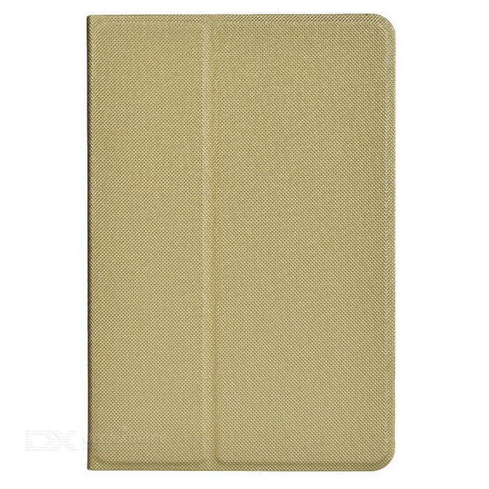 Protective PU Full Body Case w/ Rotary Stand for IPAD MINI 4 - Golden