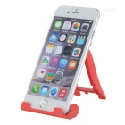 Universal Creative Sports Car Style Phone Holder Stand - Red (2PCS)