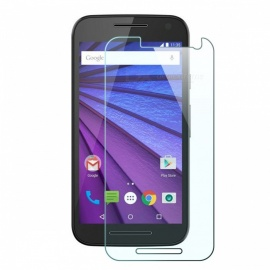 Mr.northjoe 0.3mm 2.5D 9H Tempered Glass Screen Guard Protector for Motorola MOTO G3