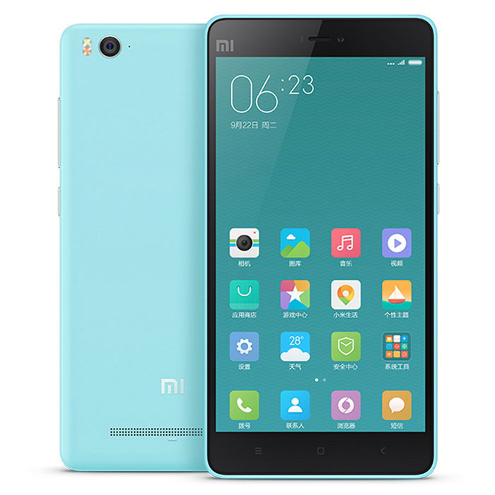 Xiaomi 4C Android 5.1 Hexa-Core Phone w/ 2GB RAM, 16GB ROM - Blue