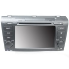 "LsqSTAR 7"" HD Android 4.4 Car DVD Player w/ GPS Wi-Fi AUX SWC Canbus BT Mirrorlink For old Mazda 3"