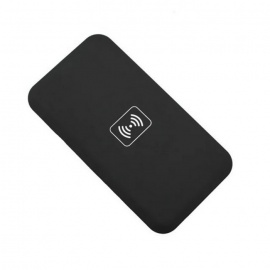 Ultrathin QI Wireless Charger Charging Pad for Samsung / Nokia - Black
