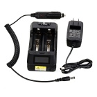 Xtar VP2 Two-slot High Voltage Real-time Display Batteries Charger
