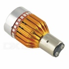 1157 8W Multicolor 3-LED + 22-LED Decoration Light for Motorcycle