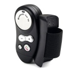 New Car Steering Wheel Bluetooth 4.0 Hands-Free Telephone w/ Separate Speaker