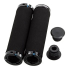 Basecamp Sponge Handlebar Cover w/ Bar End Plug - Black (2PCS)