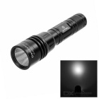 Xtar RC1 18650 Flashlight Darkwalker USB Rechargeable Sport Torch - Black