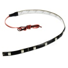 12-5050 SMD LED Waterproof Light Strip - Blau (30cm-Länge)