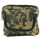 800D Nylon Water-Resistant Multifunctional Outdoor Waist Bag - Camouflage