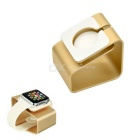 Aluminum Alloy Stand / Charging Dock Platform for APPLE WATCH - Gold