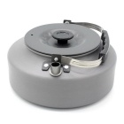 Sunfield 1.6L Camping Coffee Teapot Flat Kettle - Deep Grey