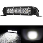 30W 6-LED 2550lm 6000K LED Worklight Bar Combo Beam Offroad 4WD SUV Driving Lamp (DC 10~30V)