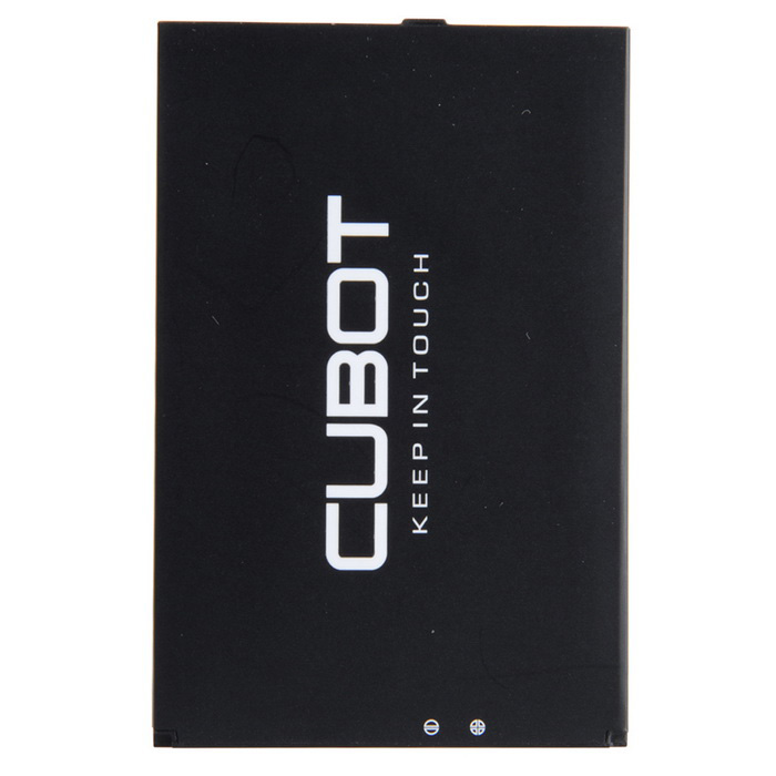 CUBOT Replacement Rechargeable 5200mAh 3.8V Li-polymer Battery for CUBOT H1 - Black