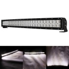180W 60-LED Off-road SUV Headlamp Foglight Work Light Bent Bar Mixing White 15300lm (DC 10~30V)