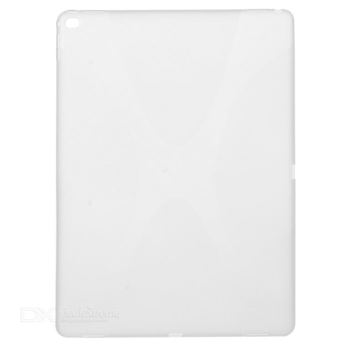 Graphic Protective TPU Back Case for IPAD Pro - Translucent