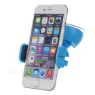 360' Rotary Car Suction Cup Auto Lock Mount for Phones / GPS - Blue