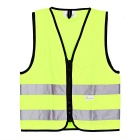 Salzmann Outdoor Cycle Clothing Reflective Vest for Children - Fluorescent Green (S)