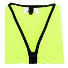 Salzmann Cycle Reflective Vest for Children - Fluorescent Green (S)