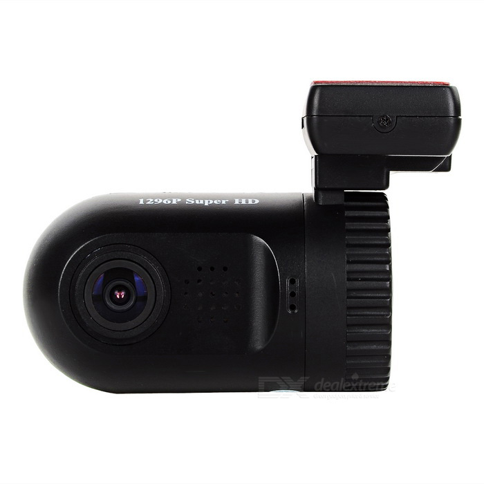 "1.6"" TFT HD CMOS 120' 5.0MP Mini Car DVR Video Recorder Camera - Black"