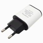 5V 2A EU Plug Power Adapter for IPHONE 5 / 6 / 6S, Samsung, Xiaomi - White