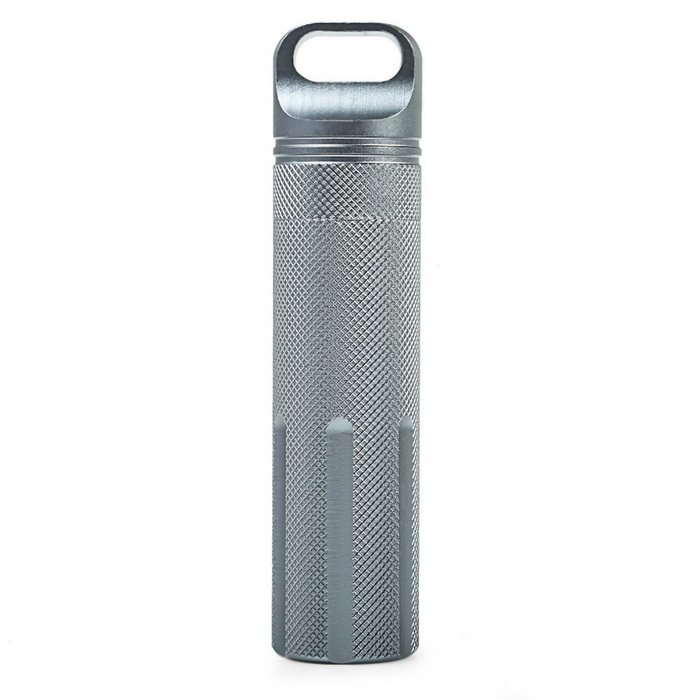 FURA Outdoor 6061 Aerial Aluminum Alloy Water Tank - Grey