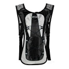 CTSmart Multi-Function Outdoor Sports Cycling Bike Bag Backpack for Water Bladder - Black + Grey