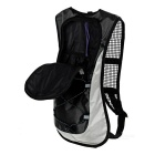 CTSmart Multi-Function Bike Bag Backpack for Water Bladder - Black