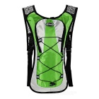 CTSmart Multi-Function Bike Bag Backpack for Water Bladder - Green