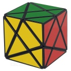 3*3*3 Magic IQ Cube - Red + Green