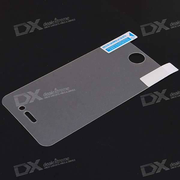 Anti-Glare Screen Protector with Cleaning Cloth for Iphone 4