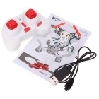 Hubsan H111 4-CH R/C Quadcopter AiR/Craft Toy for Children - White