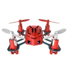 Hubsan H111 4-CH R/C Quadcopter AiR/Craft Toy for Children - Red