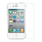Angibabe Ultra Thin 6H Soft Explosion-proof PET + TPU Clear Screen Protector for IPHONE 4 / 4S
