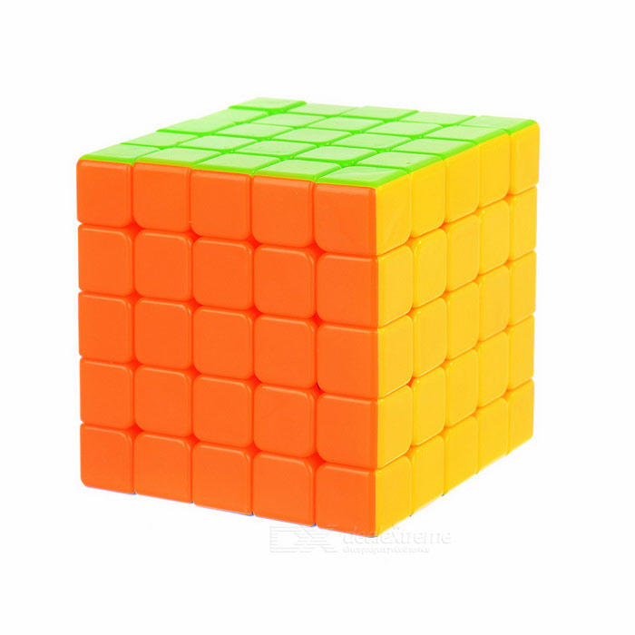 5*5*5 Educational Magic IQ Cube - Multicolor