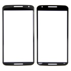 Skiliwah Front LCD Screen Glass Lens for Google Nexus 6 - Black