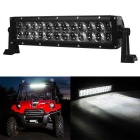 120W 24-LED Offroad Car Light Bar Working Lamp Spot + Flood White Light 10200lm 6000K (DC 10~30V)