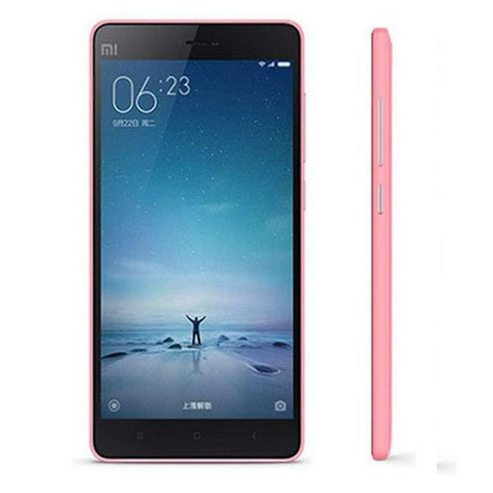 Xiaomi 4C Android 5.1 Hexa-Core Phone w/ 2GB RAM, 16GB ROM - PinkAndroid Phones<br>Form  ColorPinkRAM2GBROM16GBBrandXiaomiModel4CQuantity1 pieceMaterialTFT material (IPS)Shade Of ColorPinkTypeBrand NewPower AdapterUS PlugsHousing Case MaterialABSNetwork Type2G,3G,4GBand Details2G: GSM B2/3/5/8(GSM 850/900/1800/1900MHz) 3G: CDMA EVDO BC0/BC1 3G: WCDMA B1/2/5/8(850/900/1900/2100MHz )  4G: TD-LTE B38/39/40/41 4G:  FDD-LTE B1/3/7(1800/2100/2600MHz)Data TransferGPRS,HSDPA,EDGE,LTE,HSUPANetwork ConversationOne-Party Conversation OnlyWLAN Others,IEEE 802.11 a/b/g/n/acSIM Card TypeMicro SIMSIM Card Quantity2Network StandbyDual Network StandbyGPSYesInfrared PortYesBluetooth VersionOthers,V4.1 HIDOperating SystemAndroid 5.1CPU ProcessorQualcomm Snapdragon 808  1.8GHZCPU Core QuantityOthers,Six nuclearLanguageSimplified Chinese, Traditional Chinese, German, Indonesian, Malay, English, Spanish, French, Italian, Hungarian, Dutch, Portuguese, Romanian, Vietnamese, Russian, Turkish, Greek, Hebrew, Arabic, Thai, KoreanGPUAdreno 418Available MemoryN/ASize Range5.0~5.4 inchesTouch Screen TypeCapacitive ScreenScreen Resolution1920*1080Screen Size ( inches)5.0Camera Pixel13.0MPFront Camera Pixels5.0 MP pixelsVideo Recording Resolution1080p (1920 x 1080, 30 frames per second)FlashYesAuto FocusYesTalk Time8-12 hourStandby Time150-180 hourBattery Capacity3080 mAhBattery ModeNon-removablefeaturesWi-Fi,GPS,FM,Bluetooth,OTGSensorG-sensor,Proximity,Compass,Others,light sensor, gyroscope, hall sensors,Waterproof LevelIPX0 (Not Protected)I/O InterfaceMicro USB,3.5mmUSBMicro USB v2.0SoftwareStopwatch, calculator, alarm clock, calendar, flashlight, tape recorder, theme pattern, radio, compass, you are the one pattern, high-speed mode, cross-border find the netFormat SupportedAAC/MP3/WMA/AMR/FLAC/APE/PCM/AAC+/eAAC+/DSD/WAV/MP4/M4V/MKV/VIDX/XDID/ASF/H.265/HEVC/H.264/MPEG4/VC-1/PEG/PNG/GIF/BMPJAVAYesTV TunerNoRadio TunerFMReference Websites== Will this mobile phone work with a certain mobile carrier of yours? ==Packing List1 x Cellphone1 x Data cable (105cm)1 x US plug power adapter (100~240V)<br>