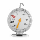 Prointxp Stainless Steel Oven Thermometer TH-03 - Silver (Temperature Range 50'C~280'C)