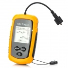 "Sonar 2.1"" LCD Fish Finder Alarm"