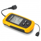 "Portable Sonar 2.1 ""LCD Fish Finder Alarm (4 * AAA)"